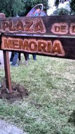 A 40 años: Mendiolaza tiene Memoria 2