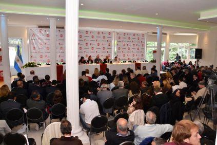 Inicia el Foro Nacional de Intendentes Radicales. Foto: El Milenio.