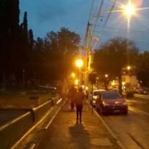 La mitad de la ciudad tenía luz, mientras que desde el centro hacia Río Ceballos los vecinos experimentaron durante toda la jornada del martes cortes de electricidad.