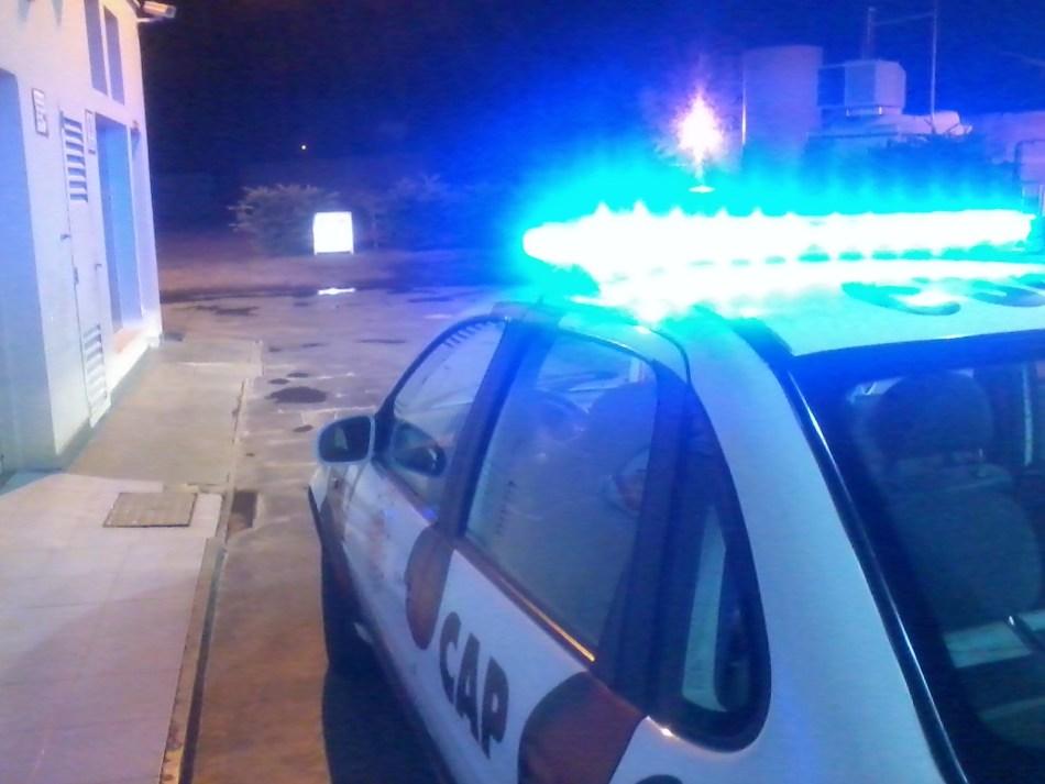 policia villa allende