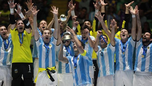 ARGENTINA - RUSIA