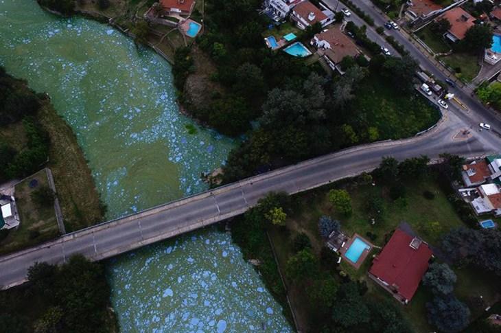 Algas en el lago San Roque: ¿La región podría estar afectada? 5