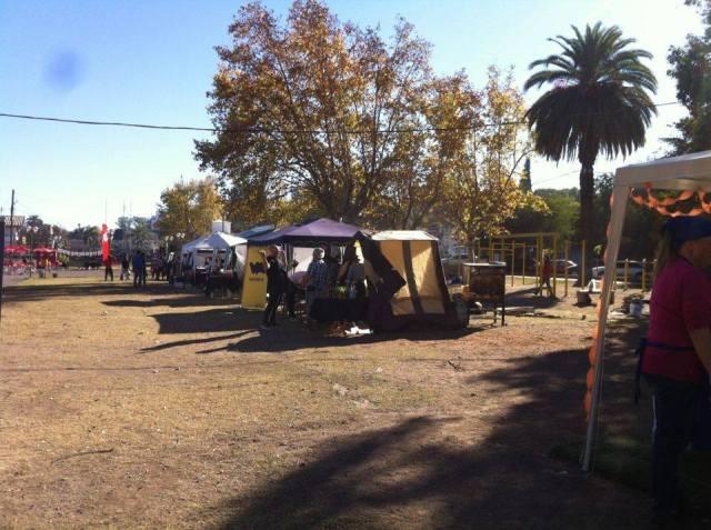 La empanada tuvo su día en Villa Allende 6