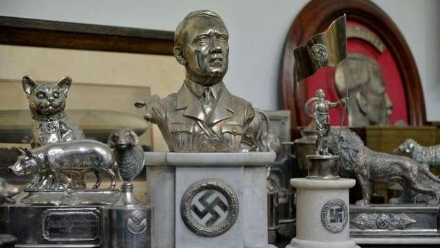 Tesoro nazi oculto en Argentina 1