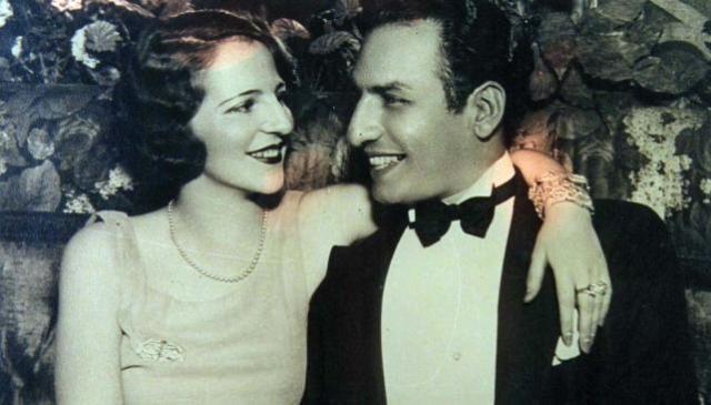 Myriam Stefford y Baron Biza