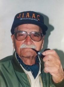 El Suboficial Mayor Luis Eduardo Médici, gran pionero, instructor y piloto (fallecido en el año 2011).