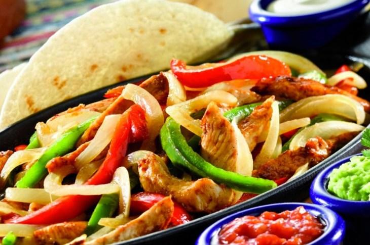 #BienCasero: Fajitas de pollo 2