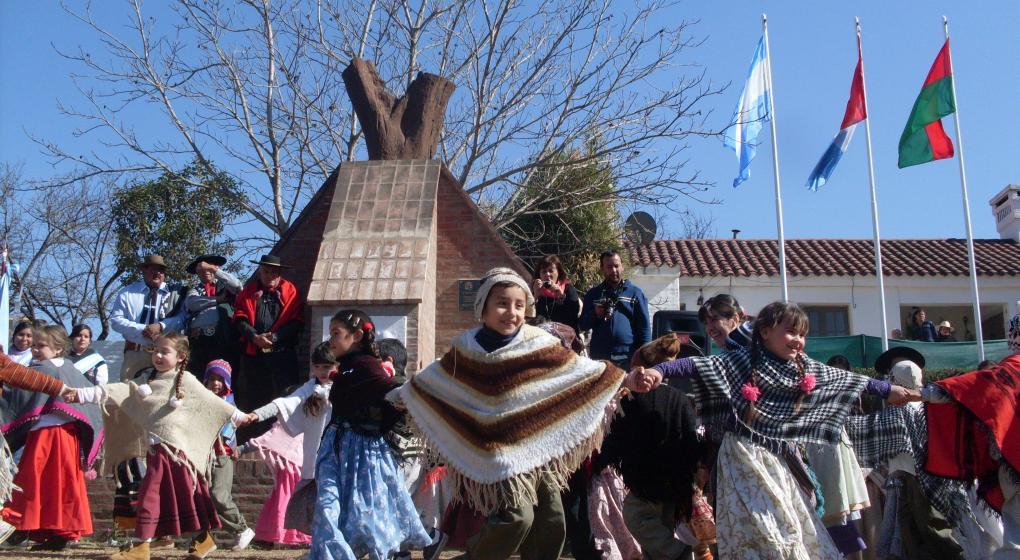 Los 87 días de San Martín en Saldán
