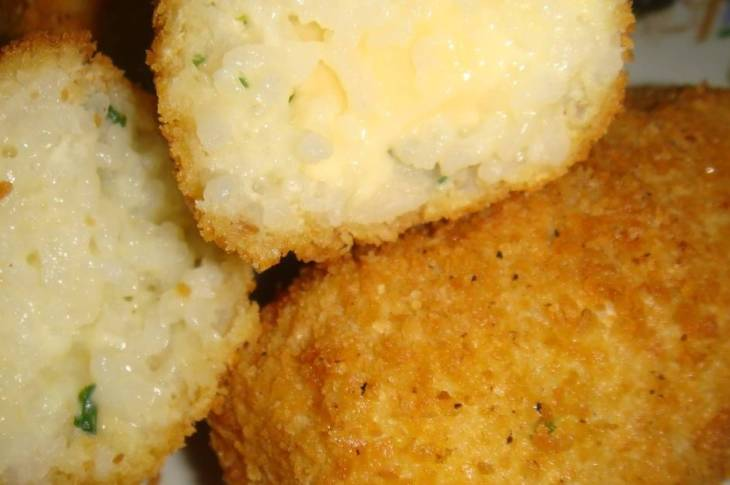 #biencasero: Cómo hacer buñuelos de arroz... 1