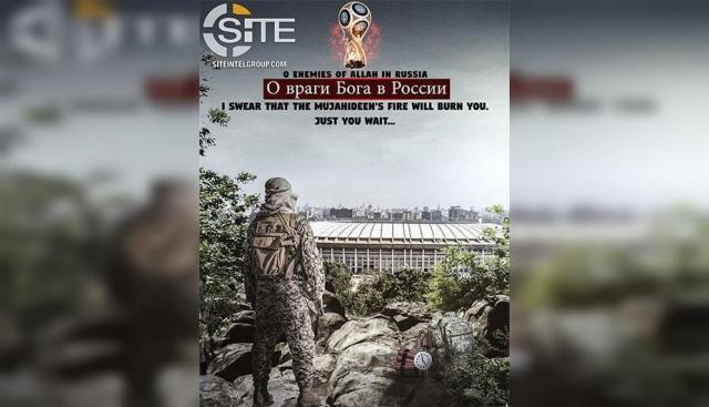 ISIS amenaza a Messi 2