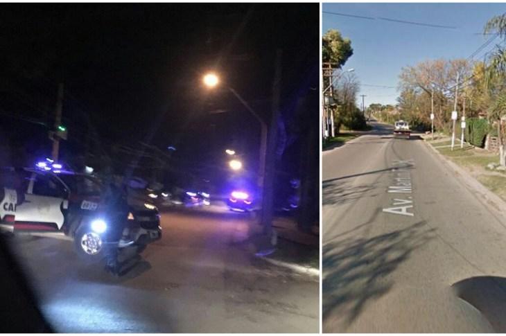 Mendiolaza: Muere mujer tras chocar con una moto policial 5