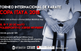 Torneo Internacional de Karate en Río Ceballos