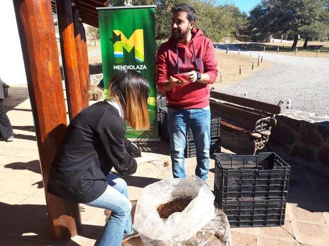 En Mendiolaza aprenden a compostar 1