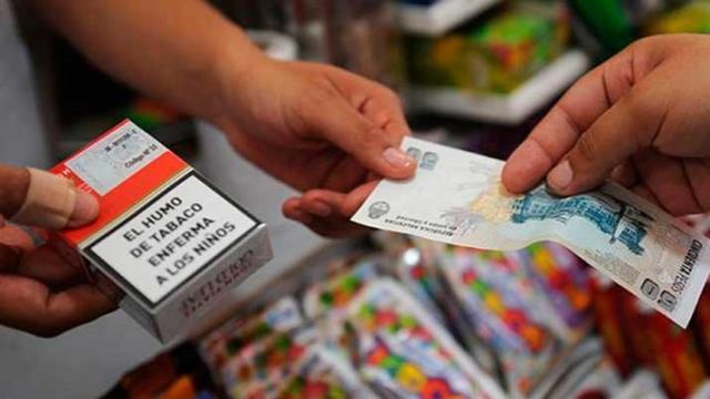 Cigarrillos en suba 1