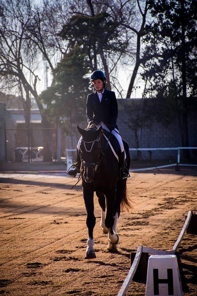 """Elisa Cuitiño: """"La equitación es parte fundamental de mi vida"""" 7"""