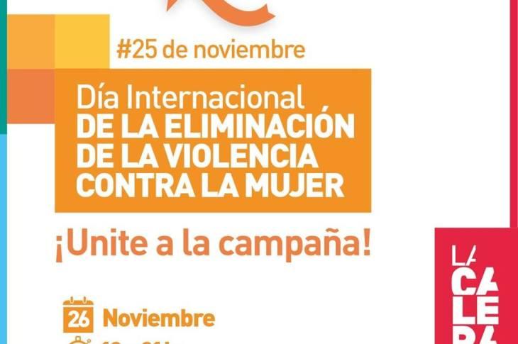 La Calera le dice NO a la violencia contra la mujer 11