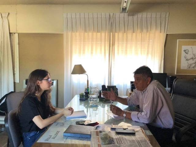 "Eduardo Romero: ""mi objetivo es seguir trabajando para Villa Allende"" 4"