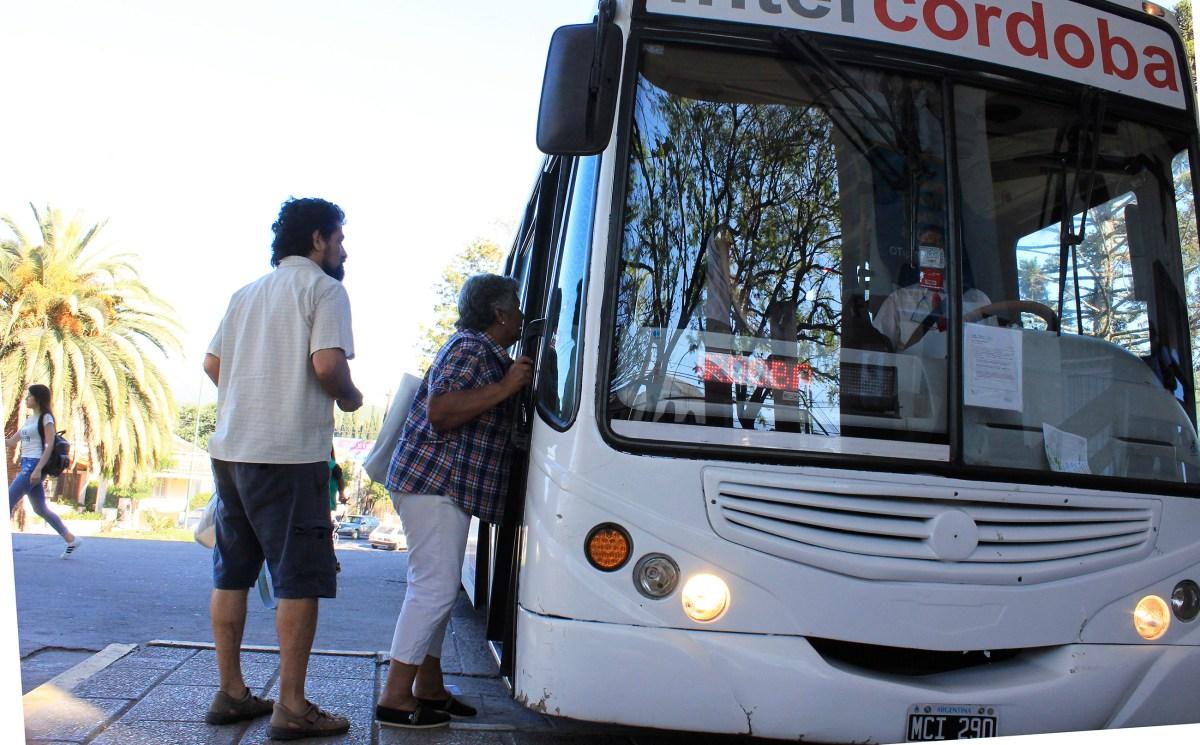 El 2018 del transporte público en Sierras Chicas