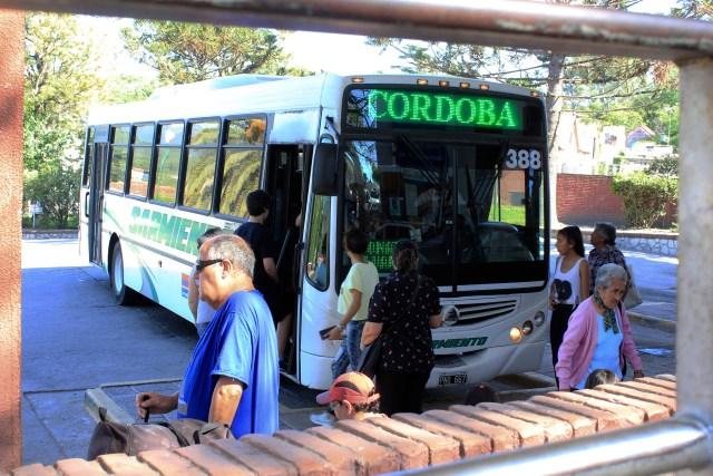 El 2018 del transporte público en Sierras Chicas 4
