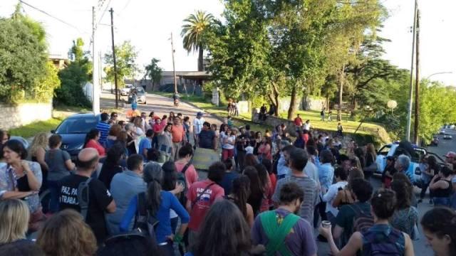 Escuela Especial Luis Morzone: histórico abandono 8
