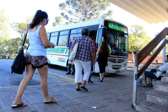El 2018 del transporte público en Sierras Chicas 3