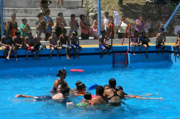 Recomendaciones para el cuidado de niños y niñas en el agua 1