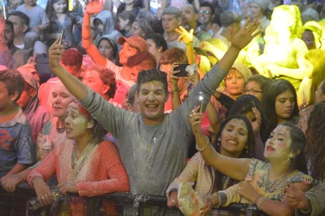 Más de 10 mil personas en el 32° Festival de la Solidaridad 17
