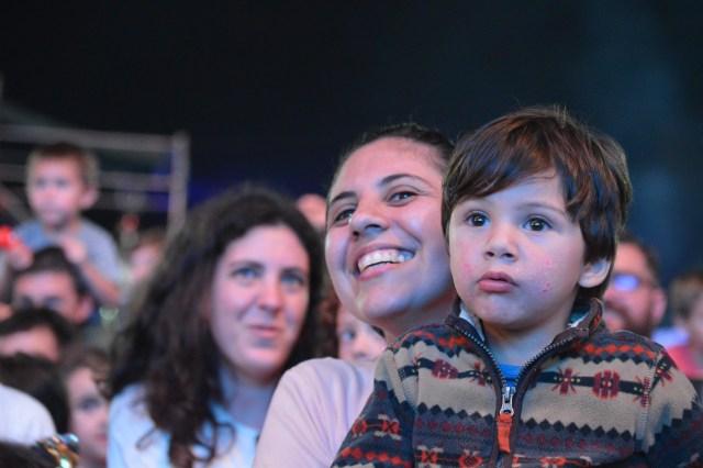Más de 10 mil personas en el 32° Festival de la Solidaridad 22