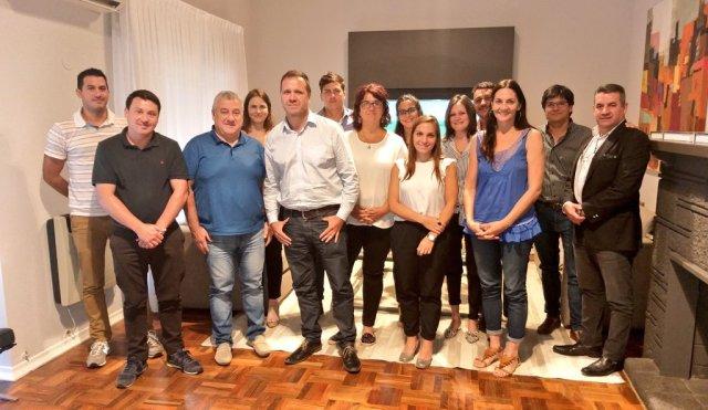 Elecciones Municipales 2019: Alicia Vogliotti forma alianza con Nicolás Martínez Dalke 2