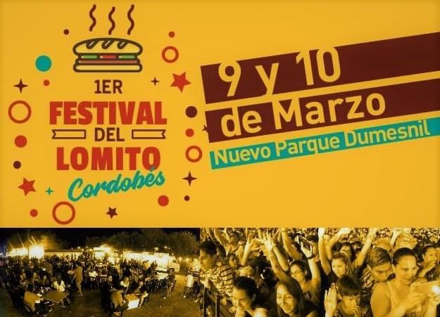 Se reprograma el Festival del Lomito Cordobés de Sierras Chicas 5