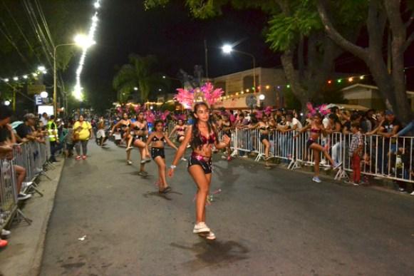 En fotos: la celebración del Carnaval de Unquillo 6