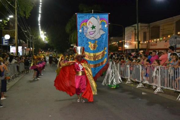 En fotos: la celebración del Carnaval de Unquillo 3