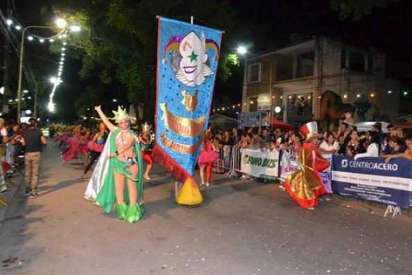 En fotos: la celebración del Carnaval de Unquillo 2