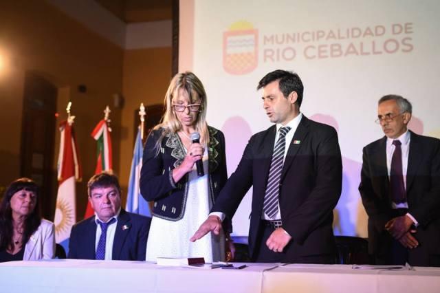 Albanese dio inicio al período de sesiones del Concejo Deliberante 3