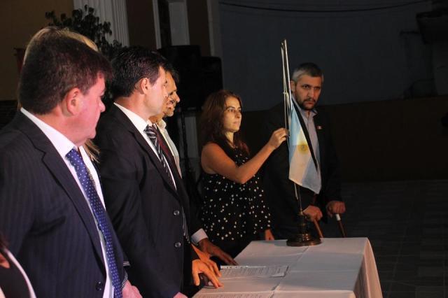 Albanese dio inicio al período de sesiones del Concejo Deliberante 5