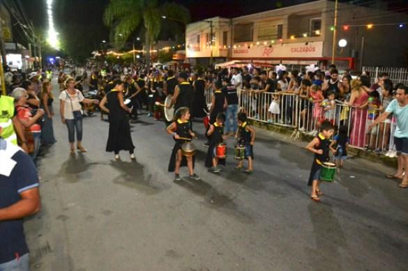 En fotos: la celebración del Carnaval de Unquillo 19