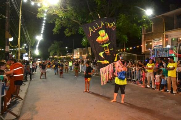 En fotos: la celebración del Carnaval de Unquillo 22