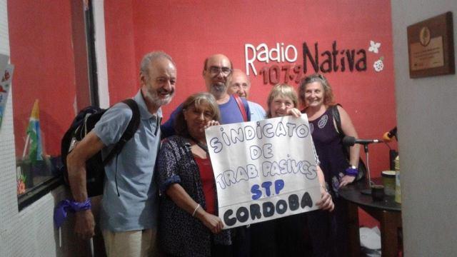 Crean un sindicato de trabajadores pasivos de Córdoba radicado en Unquillo 1