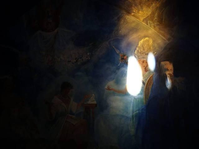 La luz que acaricia a Leonor 1