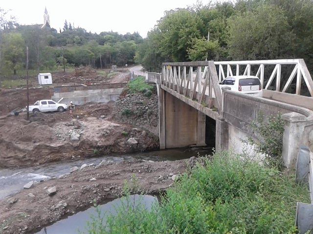 Avanza la obra de ensanche y repavimentación de la Ruta E-66 entre Ascochinga y Jesús María 2