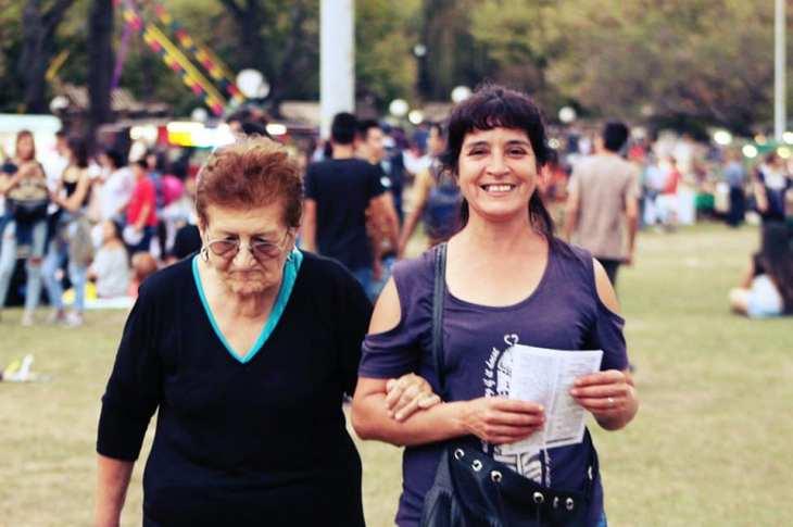 La Granja cantó los 50 y celebró en la Feria del Libro más importante de la región (fotos) 3