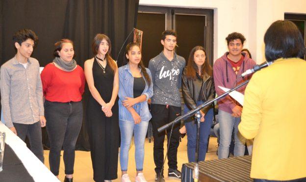Juraron los nuevos integrantes del Concejo Deliberante Juvenil de Colonia Caroya 1
