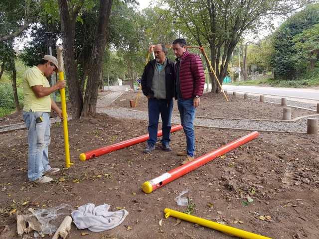 En mayo se inaugurarán dos plazas nuevas para Mendiolaza 3