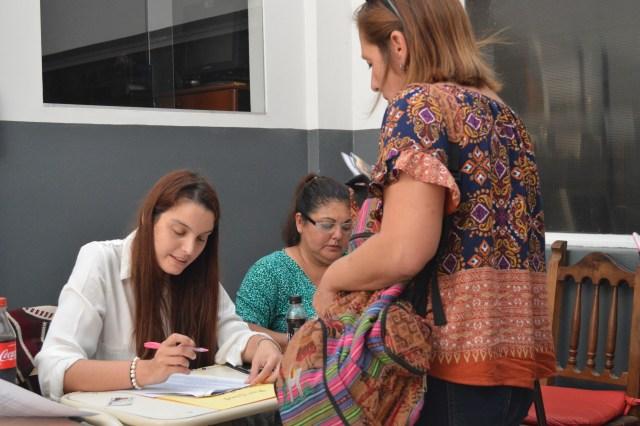 Faltazo en Villa Allende: no se presentaron un gran porcentaje de autoridades de mesa 1