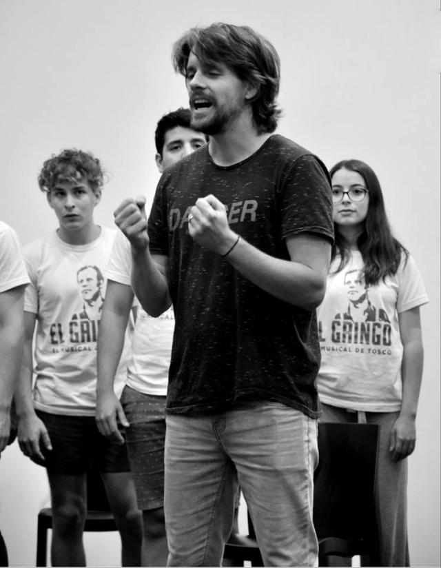 """""""El Gringo"""", el musical sobre Agustín Tosco tendrá en su elenco a un unquillense 5"""