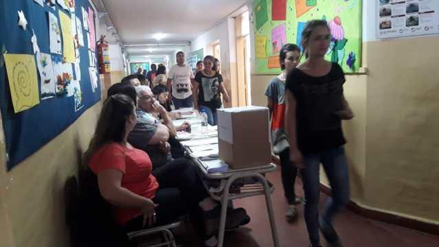 Se desarrolla con normalidad la Elección Municipal en Mendiolaza 5