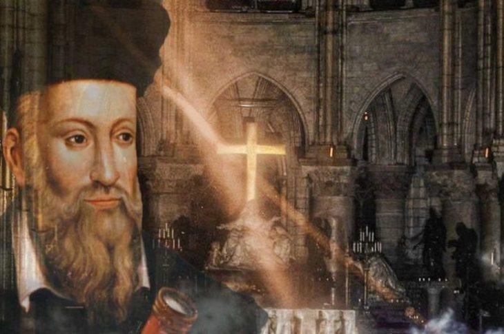 ¿Fue el incendio de Notre Dame predicho por Nostradamus? 3