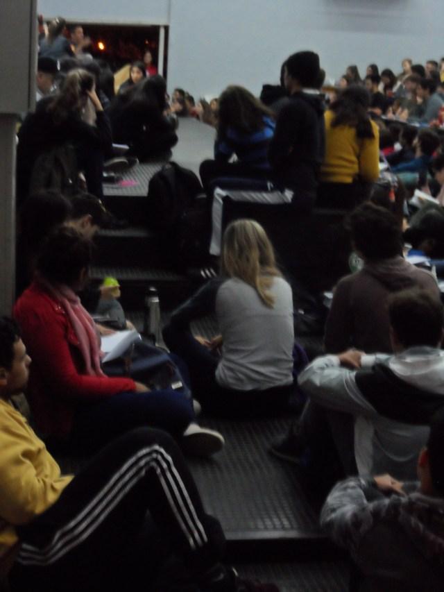 Deserción universitaria: un tema que preocupa en la UNC 2