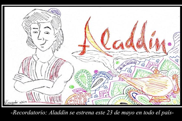 Hoy se estrena en todo el país Aladdin (2019) 9