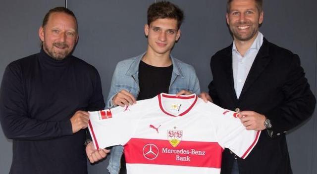 El equipo de Mateo Klimowicz descendió a la segunda división de Alemania 2